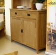 Chest of drawers Rustic oak